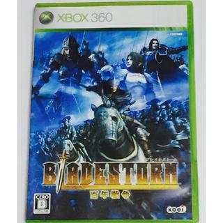 エックスボックス360(Xbox360)のXBOX360 ブレイドストーム 百年戦争(家庭用ゲームソフト)