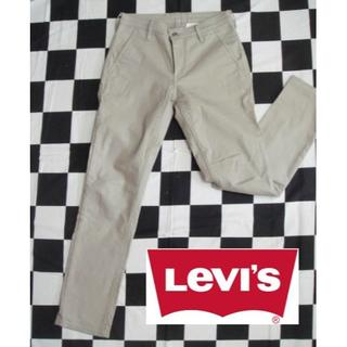 リーバイス(Levi's)の【リーバイス】W31チノパンデニムストレートジーンズ(チノパン)