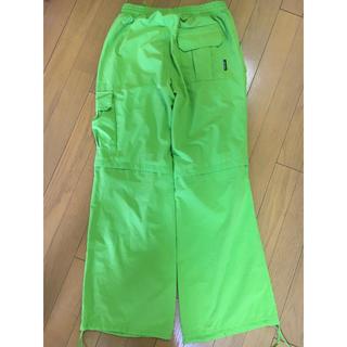 アディダス(adidas)のアディダス グリーンパンツ 2000円(ウォーキング)