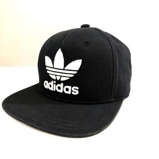 アディダス(adidas)のadidas★ベースボールキャップ★三つ葉★アディダスオリジナルス★黒(キャップ)