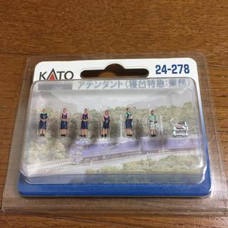 カトー(KATO`)のNゲージ 人形(鉄道模型)