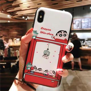 クレヨンしんちゃん UFOキャッチャー iphone スマホケース