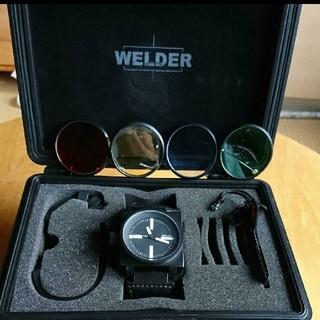ウェンガー(Wenger)のロンサム様専用 WELDER  k-26 腕時計 美品(腕時計(アナログ))