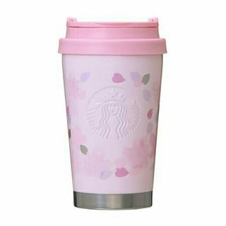 スターバックスコーヒー(Starbucks Coffee)のドリチケ付 スターバックスSAKURA2019 ステンレス TOGOロゴ さくら(タンブラー)