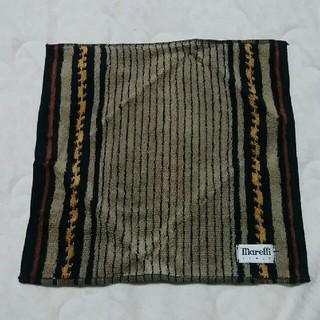 marelli タオルハンカチ(ハンカチ/ポケットチーフ)