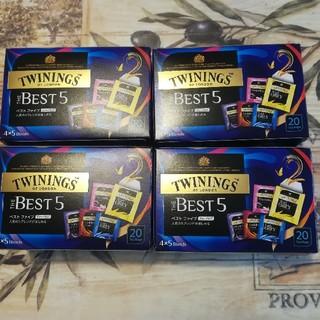 トワイニング 紅茶 80包