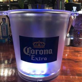 コロナ LEDバケツ(アルコールグッズ)