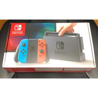 ニンテンドースイッチ(Nintendo Switch)のニンテンドースイッチ  (家庭用ゲーム本体)