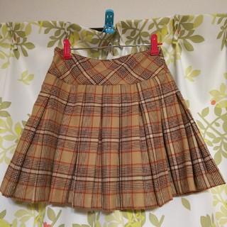 リズリサ(LIZ LISA)のリズリサ タータンチェック ミニスカート(ミニスカート)
