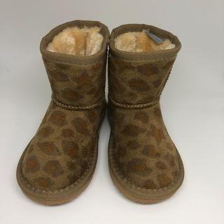 キッズフォーレ(KIDS FORET)の新品未使用 子供用ブーツ 14cm(ブーツ)