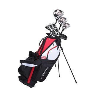 アスパイア(aspire)のAspire XD1 メンズコンプリートゴルフクラブパッケージセット(クラブ)