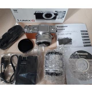 Panasonic -  Panasonic LUMIX DMC- GF7 W ダブルレンズ