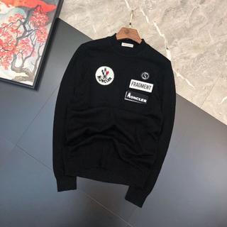 MONCLER - MONCLARモンクレール セーター ニット L メンズ