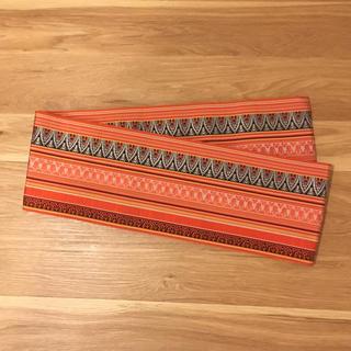 博多織の半幅帯(帯)