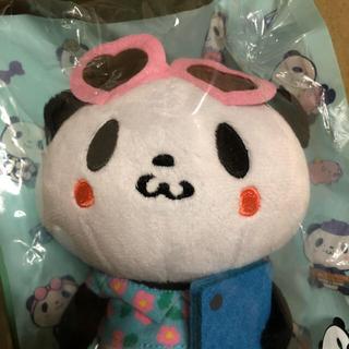 ラクテン(Rakuten)のおかいものパンダ 2つ(ぬいぐるみ)