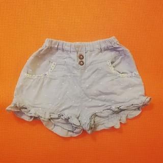 キムラタン(キムラタン)の【キムラタン】女児半ズボン 80センチ(パンツ)