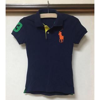 ラルフローレン(Ralph Lauren)のラルフローレン ポロシャツ ネイビー(ポロシャツ)
