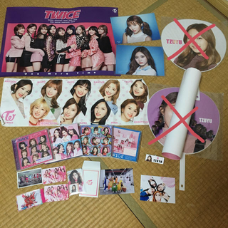TWICE グッズ まとめ売り