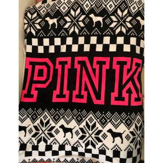 ヴィクトリアズシークレット(Victoria's Secret)のビクトリアシークレットPINKブランケット(毛布)