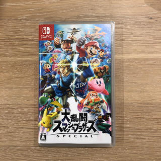 Nintendo Switch - 中古 大乱闘スマッシュブラザーズSpecial Switch