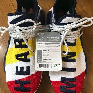 アディダス(adidas)のadidas Originals HU NMD BBC  27cm(スニーカー)
