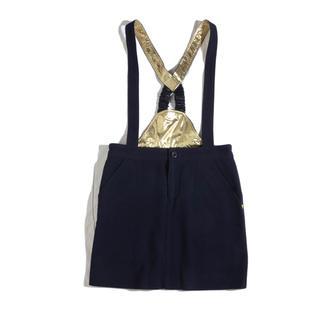 サカイ(sacai)のサカイ 肩紐付きスカート  ジャンパースカート(その他)