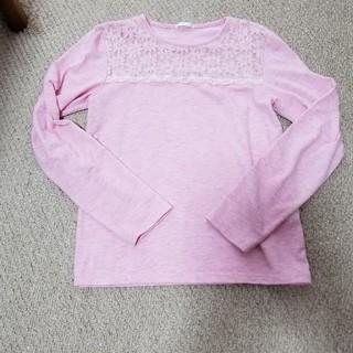 ジーユー(GU)の★(140)GUのトップス 4624(Tシャツ/カットソー)