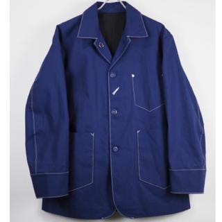 サンシー(SUNSEA)の<URU > 18ssワークジャケット(カバーオール)