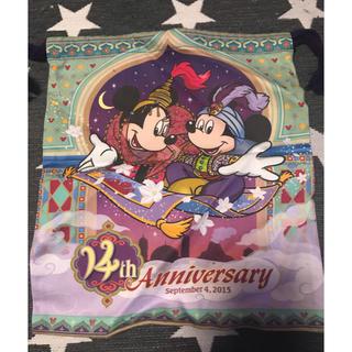 Disney - ディズニーシー 14周年 巾着