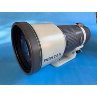 ペンタックス(PENTAX)のPENTAX SMC PENTAX-M☆ 67 400mm F4 ED(IF) (レンズ(単焦点))