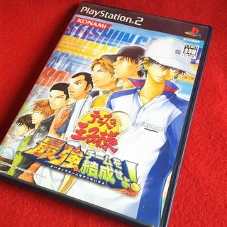 プレイステーション2(PlayStation2)のPS2 テニスの王子様 最強チームを結成せよ!(家庭用ゲームソフト)