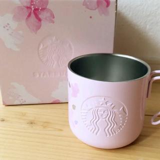 Starbucks Coffee - スターバックス サクラ 2019 ステンレス マグカップ スタバ
