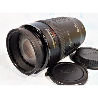 キヤノン(Canon)の「CANON ZOOM EF 70-210mm 望遠レンズ」極上美品!(レンズ(ズーム))