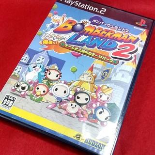 プレイステーション2(PlayStation2)のPS2 ボンバーマンランド 2(家庭用ゲームソフト)