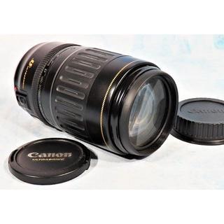 キヤノン(Canon)の「CANON ZOOM EF 100-300mm 望遠レンズ」動作確認済!(レンズ(ズーム))
