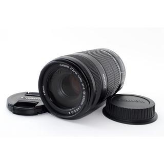 キヤノン(Canon)の★手振れ補正搭載望遠レンズ★キャノン EF-S 55-250mm IS II(レンズ(ズーム))
