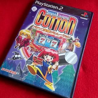 プレイステーション2(PlayStation2)のPS2 マジカルパチンコ コットン パチンコ実機シミュレーション(家庭用ゲームソフト)