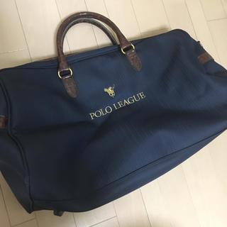ポロクラブ(Polo Club)のPolo league 大容量鞄(ボストンバッグ)