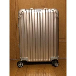 リモワ(RIMOWA)のRIMOWA・リモワ スーツケース トパーズ 32L  4輪サルサ機内持込可能(トラベルバッグ/スーツケース)
