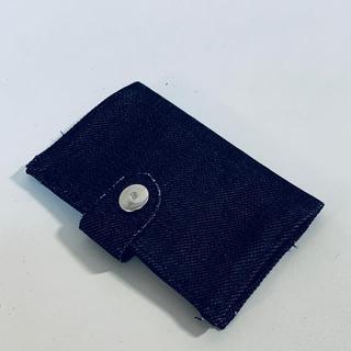オリジナルブランド デニム 名刺入れ カードケース(名刺入れ/定期入れ)