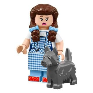 レゴ(Lego)のレゴ  レゴムービー2  ミニフィギュア  ドロシー(積み木/ブロック)
