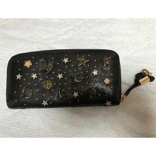 ジミーチュウ(JIMMY CHOO)の専用出品  ジミーチュウ 長財布 黒(財布)