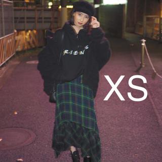 ザラ(ZARA)の新品!ZARA チェック柄プリーツスカート XS(ひざ丈スカート)
