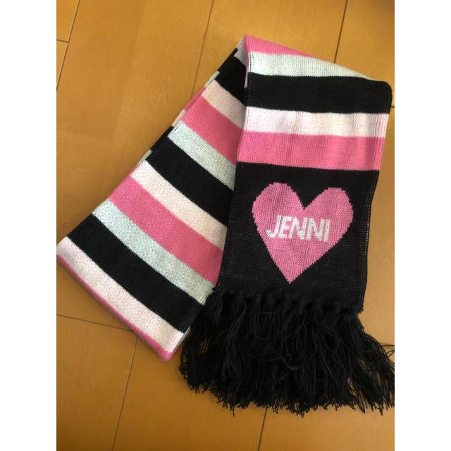 JENNI(ジェニィ)のマフラー 新品未使用 JENNI ジェニィ キッズ/ベビー/マタニティのこども用ファッション小物(マフラー/ストール)の商品写真