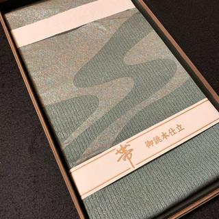 ⭐︎ 本漆津軽箔袋帯⭐︎ 仕立上り(帯)