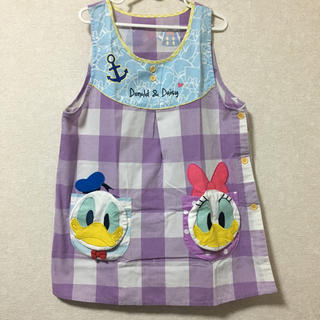 Disney - ドナルド&デイジー エプロン