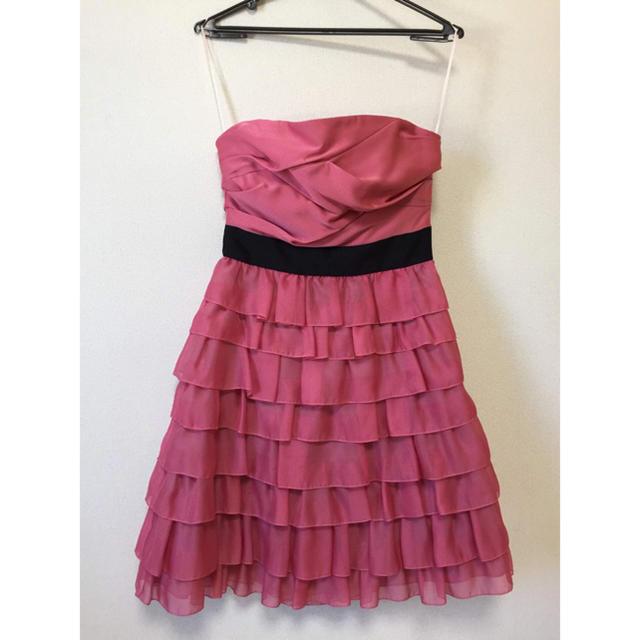 20c6431ec6187 AIMER - AIMER エメ ピンク ドレス ワンピース 9号の通販 by Lily s shop ...