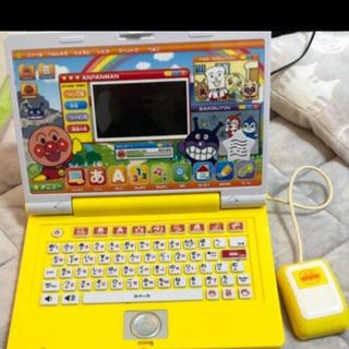 アンパンマン(アンパンマン)の即購入🆗 アンパンマン カラーパソコンスマート(知育玩具)