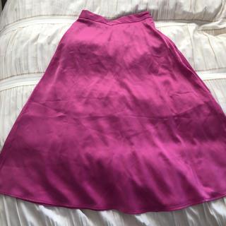 GU - GU ピンクスカート