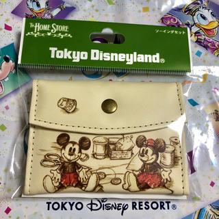 Disney - ディズニー ホームストア ソーイングセット